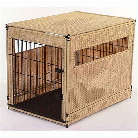 designer dog crates the pet residence designer pet crate