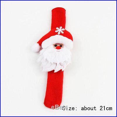 Santa Claus Circle Bracelet Intl santa claus slap circle bracelet jewelry