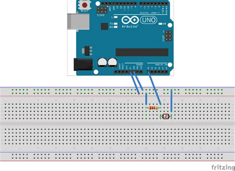 photoresistor raspberry pi not just another