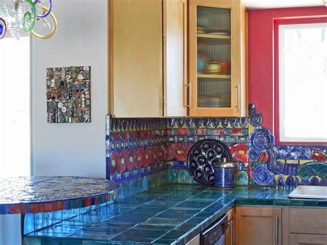 colorful kitchen cabinets ideas 30 colorful kitchen design ideas from hgtv kitchens