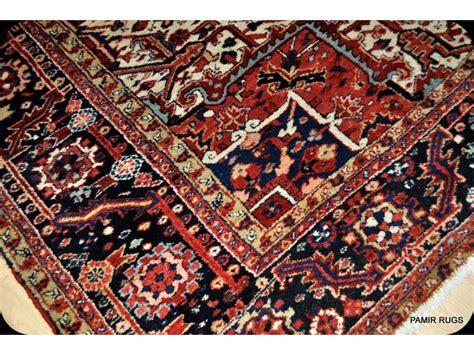 10 x 12 antique rug antique heriz circa 1900 elegantorientalrugs