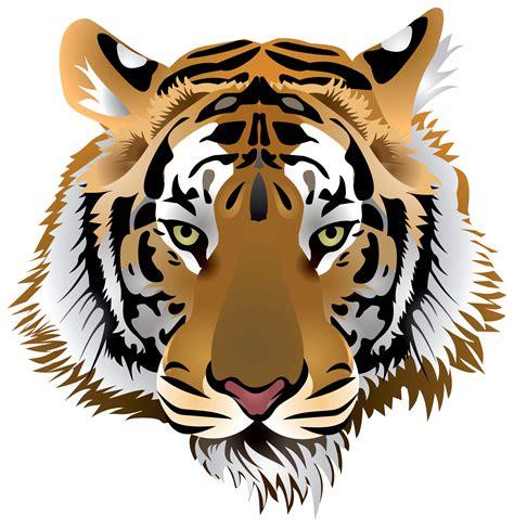 tiger head png clip art best web clipart