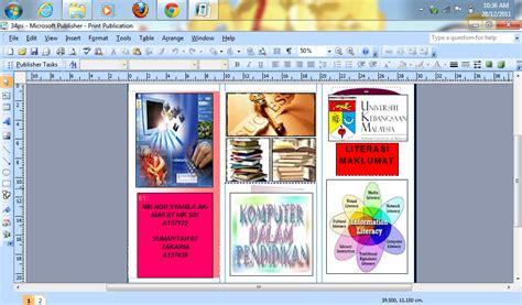 contoh layout newsletter a141487 s1k3 refleksi pembelajaran minggu 10 dan 11