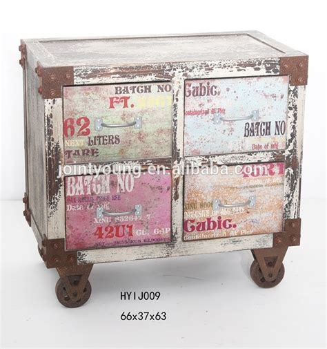 industrial style cabinet shabby chic furniture buy