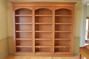 Custom Built In Bookshelves Custom Built In Bookcases Artisan Custom Bookcases