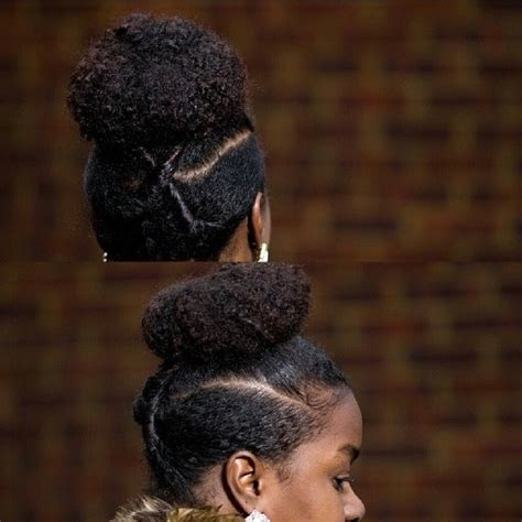 how to bun for length retention 1000 images about buns galore on pinterest natural