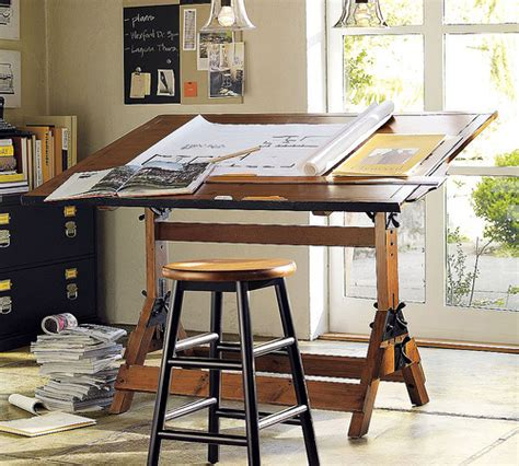 Steunk Computer Desk Drafting Table Computer