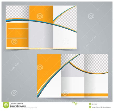 blank brochure templates for microsoft word 25 trifold brochure