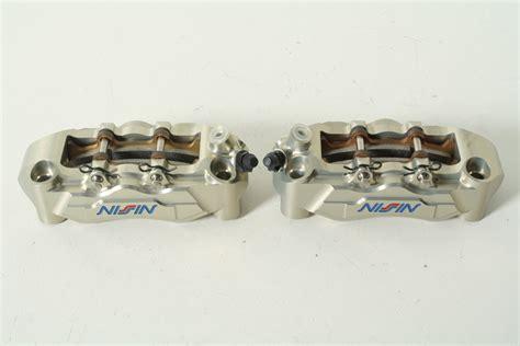 Caliper Nissin Samurai Brake Winning nissin werks wk endurance motogp brake calipers new ebay