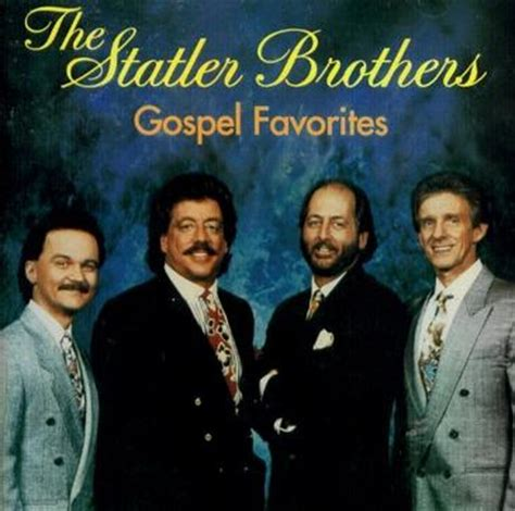 Statler Brothers Rugged Cross by