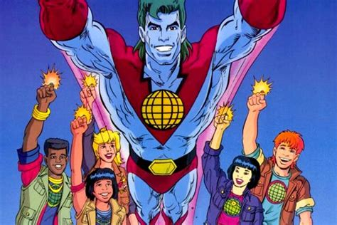 film kartun centurion hollywood adapt this captain planet and the planeteers