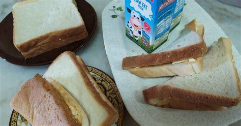 resep sandwich telur enak  sederhana cookpad