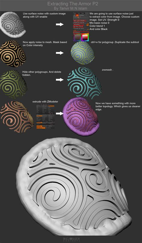 basic tutorial for zbrush http www zbrushcentral com showthread php 1157268