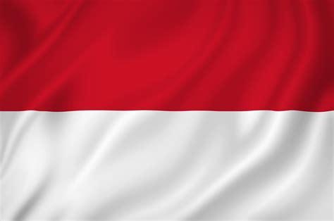 Kartu Pos Bendera Merah Putih bendera merah putih indonesia foto 2017