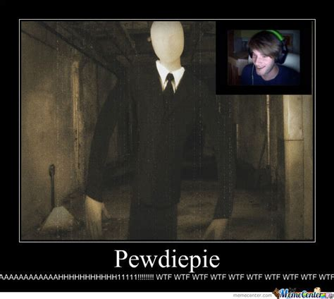Meme Slender Man - slender pewdie by dumchi meme center