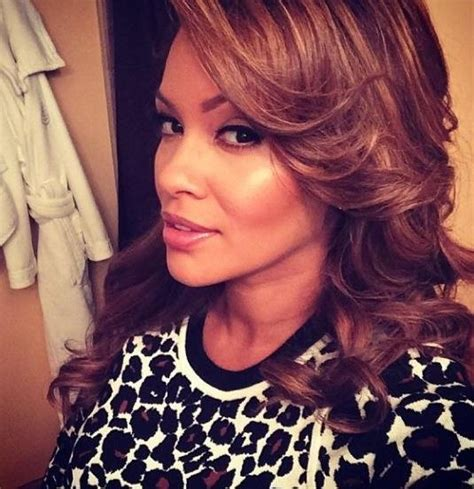evelyn lozada pregnant basketball wives star reveals los angeles dodgers player carl crawford