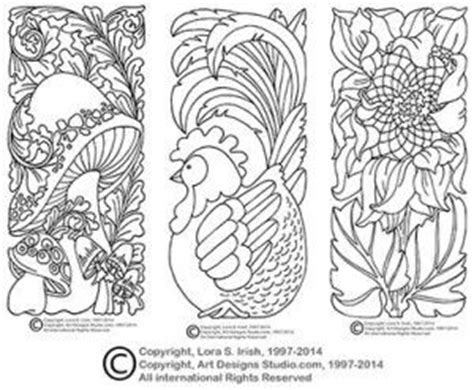 wood carving pyrography craft and quilting patterns by