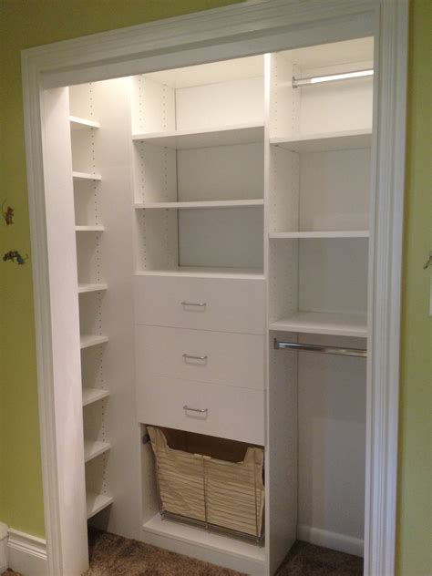 design closet custom reach in closets long island closet design ny