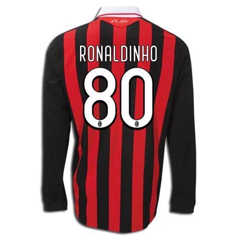 Backpack Ac Milan Blackwhite 97 19 adidas ac milan home ronaldinho 80 09 10 sleeve replica jersey black