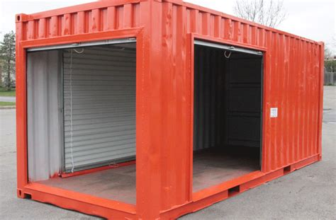 shipping container storage modified container solutions conterm containers