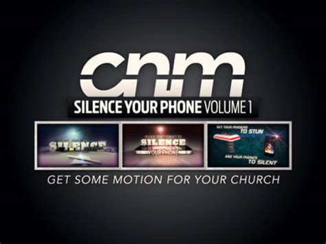 silence volume 1 silence your phone volume 1 centerline new media youth
