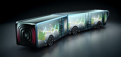 concept bus this transparent lcd bus will inspire rubbernecking