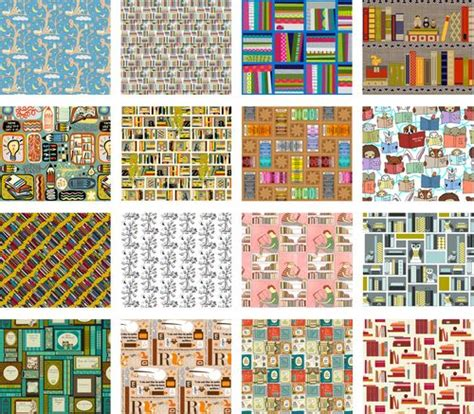 pattern fabric book fabrics for book lovers vote in our latest contest