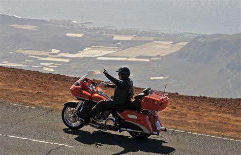 Motorradfahren Teneriffa by Motorrad