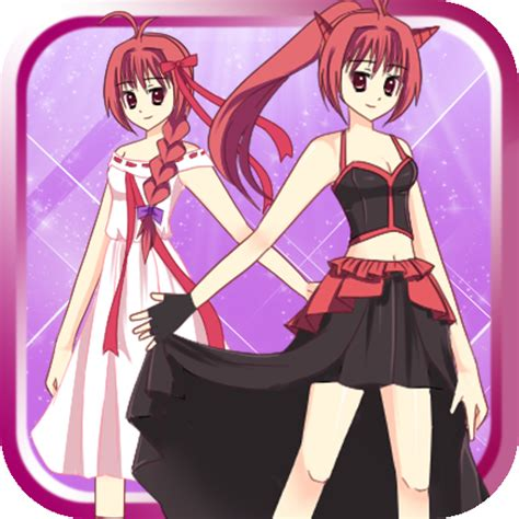 Anime Dress Up by Allison Goes Anime Dress Up Appstore For
