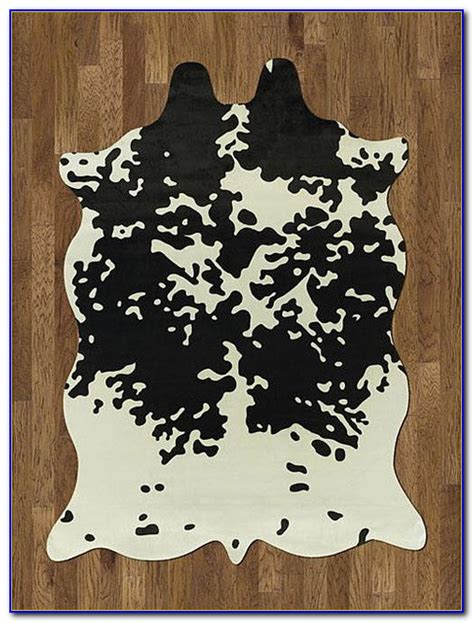 cow print rugs cow print rug page home design ideas galleries home design ideas guide