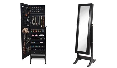 jewelry box armoire with mirror armoire mirror armoire jewelry box canada mirror armoire