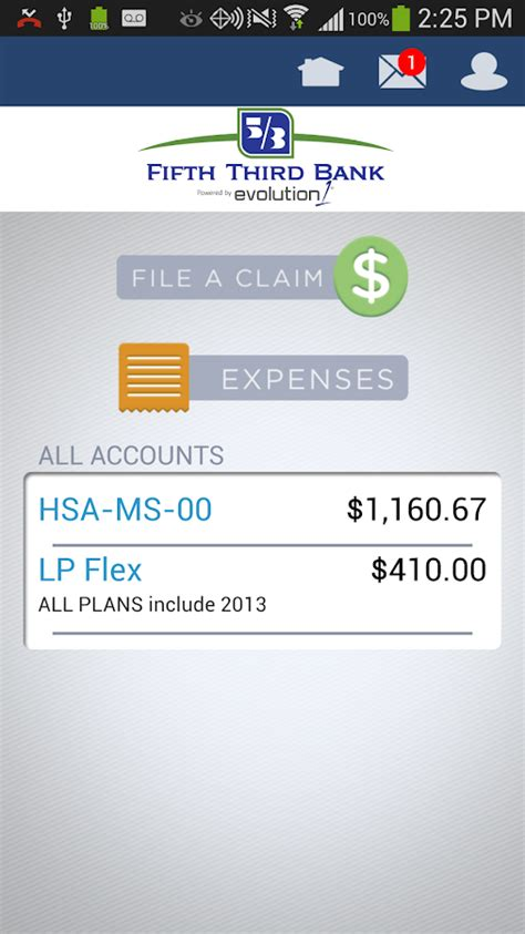Fifth Third Bank Gift Card Balance - fifth third bank hsa android apps on google play