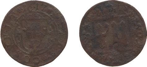 möbel stall coesfeld 12 pfennig 1617 coesfeld stadt 12 pfennig 1617 gering