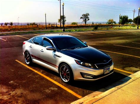 Kia Optima Customized Endless List Of 2011 Kia Optima Lx Accessories Kia News