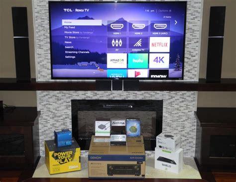 budget home theater pc setup  hdr uhd blu ray