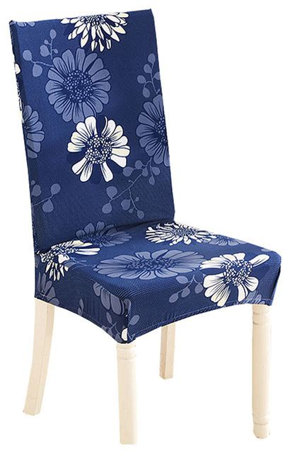party seat elastic chair cloth cover tropical