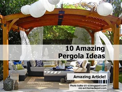 pergola decorating ideas 10 amazing pergola ideas