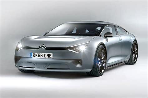 Nouvelle Citroen 2020 by New Flagship Citroen Saloon Confirmed For Production Autocar