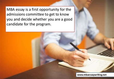 When Can You Call Yourself An Mba Candidate by How To Write An Mba Essay That Gets Noticed