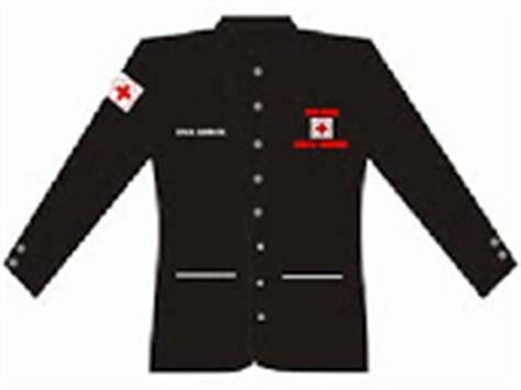 Pdh Polki Pendek P 21 pmr wira smk n 5 pekanbaru baju dan kaos palang merah
