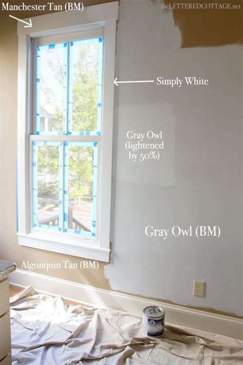 17 best ideas about gray owl paint on benjamin grey owl house paint colours