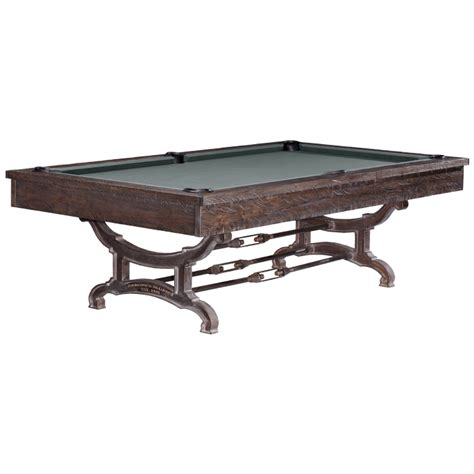 brunswick birmingham 8 ft pool table