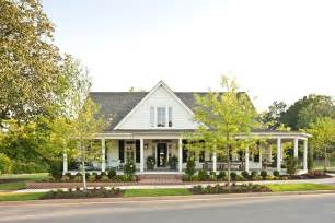 Southern Farmhouse by Farmhouse Revival Print Southern Living House Plans