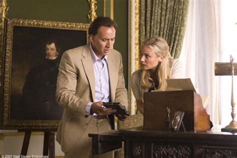 film nicolas cage helen mirren national treasure book of secrets 2007 movie photos and