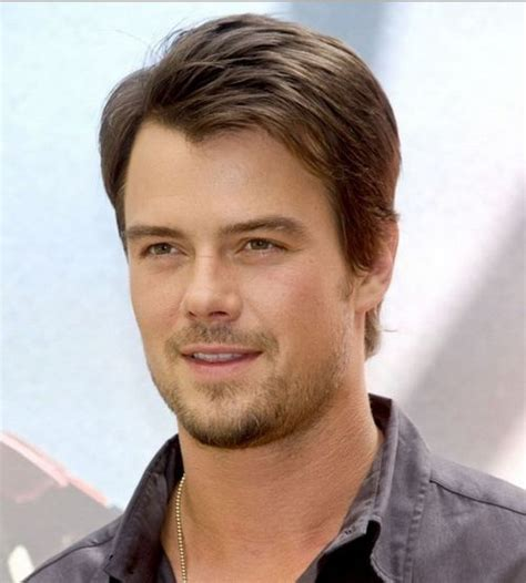 josh duhamel hairstyle josh duhamel s regular medium style with longer sides and