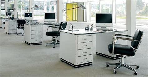 White Modern Office Desk White Modern Office Desk Accessories For
