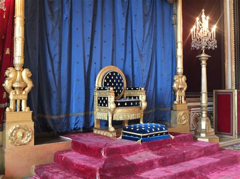 the throne room throne