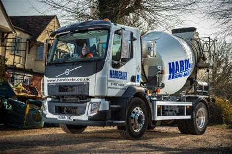 volvo truck fl hardcrete impressed with agility of volvo fl commercial