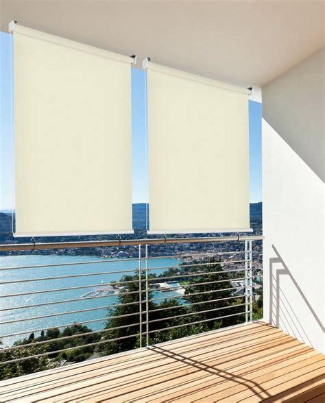Sichtschutz Fenster Otto by Hecht Balkonsichtschutz Rollo Beige Lxb 230x180 Cm