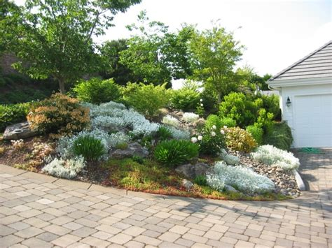 How To Start A Rock Garden Starting A Landscape Plan The Basics Southern Hospitality